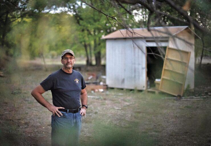 Taos County man recounts nearly fatal case of hantavirus